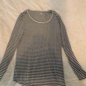 Gap striped tunic